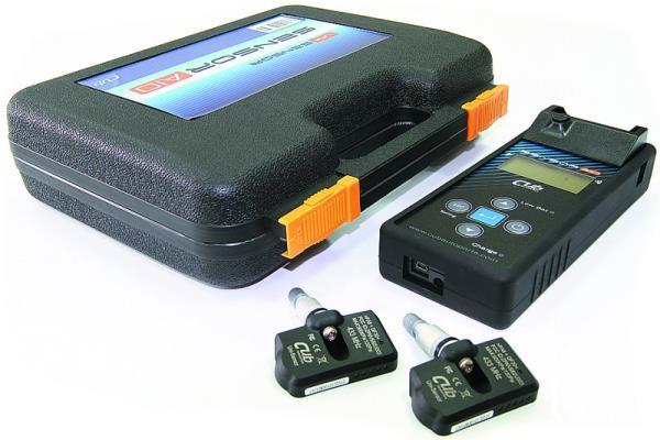 Programmazione valvole controllo pressione (tpms)